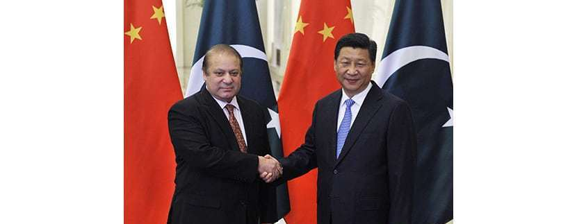 Pakistan, China ink six accords of cooperation