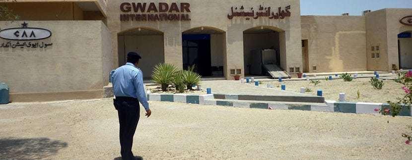 Gwadar International Airport Extension