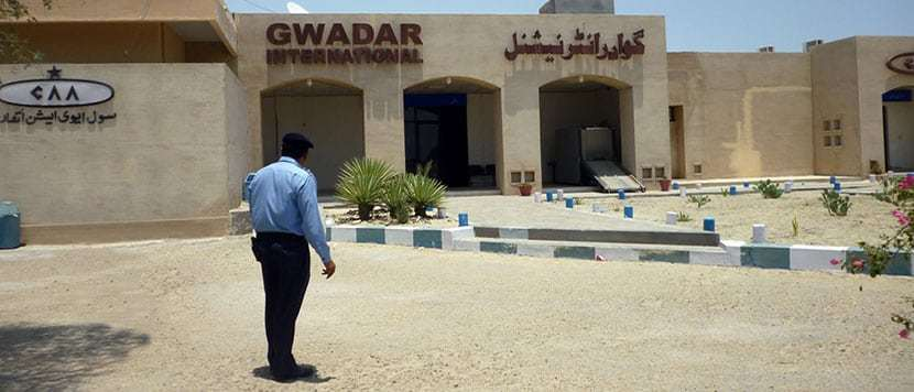 Gwadar International Airport Extension