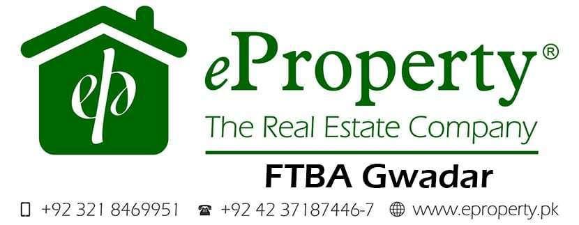 FTBA Gwadar Commercial Plots for Sale