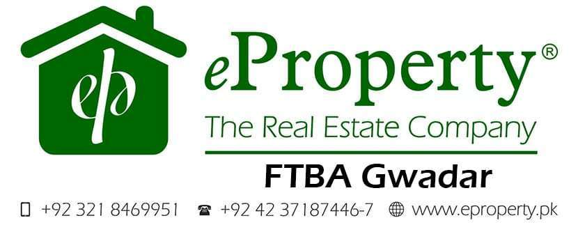 FTBA Gwadar Commercial Plots for Sale