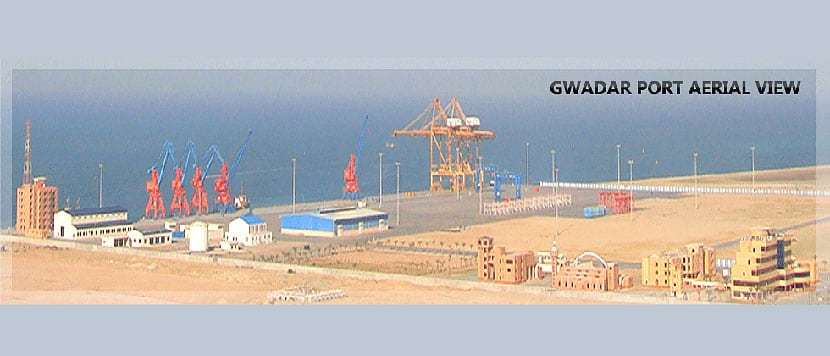 Gwadar Port to be fully operational next month