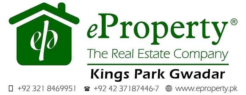 Kings Park Gwadar Plots & Houses for Sale
