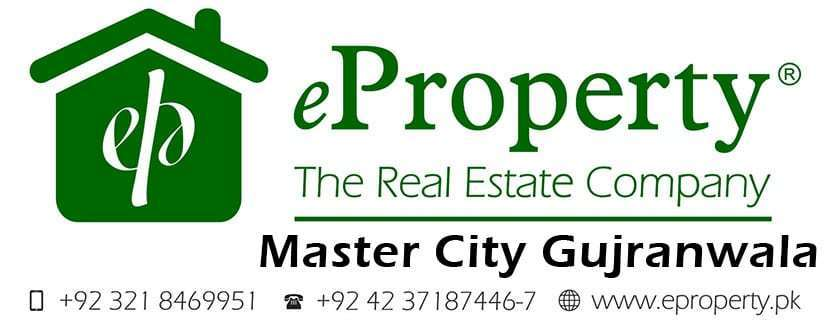 Master City Gujranwala Plots & Homes for Sale