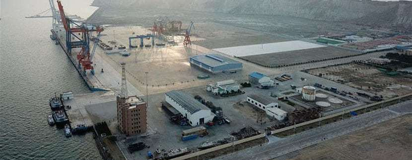 New berth at Gwadar port to be built in one year Jaffer Iqbal