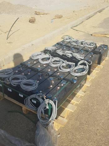 Installation of Solar Lights Main Boulevard DHA Bahawalpur (5)