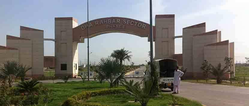 DHA Phase 11 Rahbar Sector