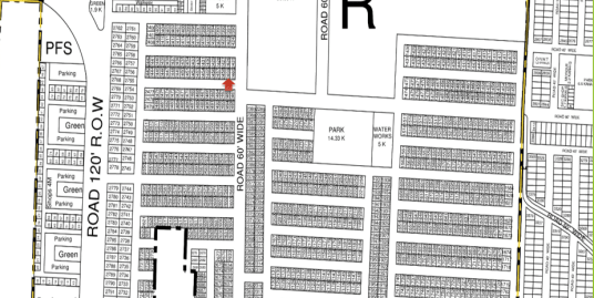 DHA Lahore Plot for Sale Phase 9 Prism Sector R 5 Marla # 2459