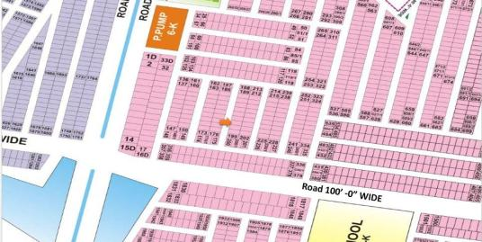 DHA Lahore Plot for Sale Phase 9 Town Sector D 5 Marla # 195