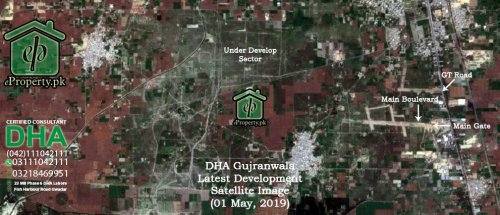 DHA Gujranwala Latest Development 1-05-2019