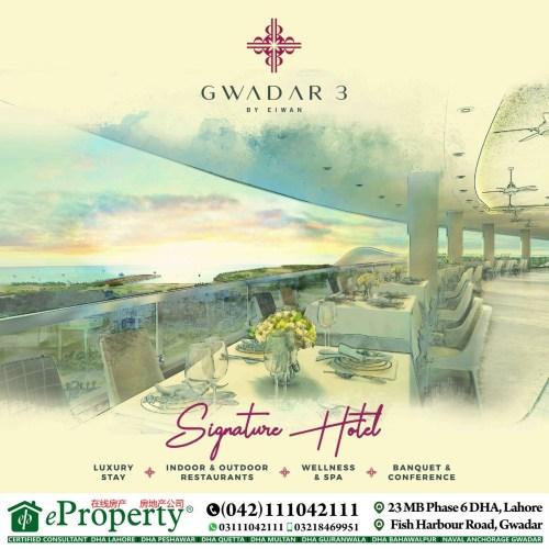 Gwadar 3 Signature Hotel