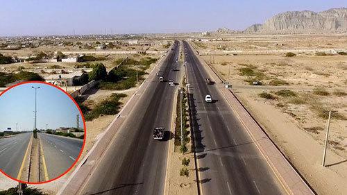 Airport Road Gwadar