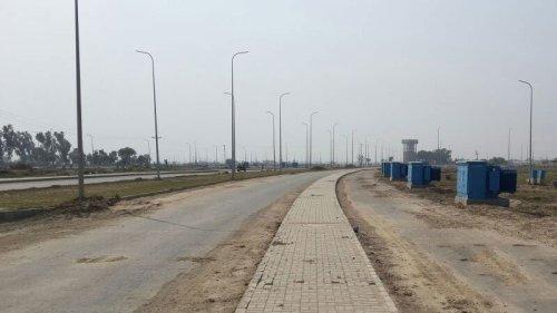 DHA 9 Shuhada Town Sector A