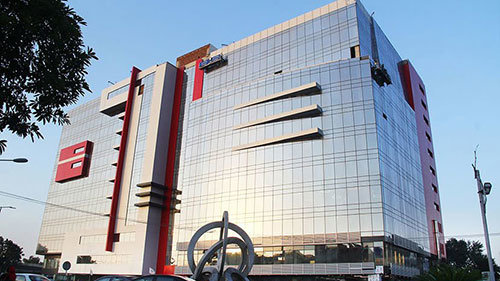 DHA Haly Tower Corporate Offices Shops