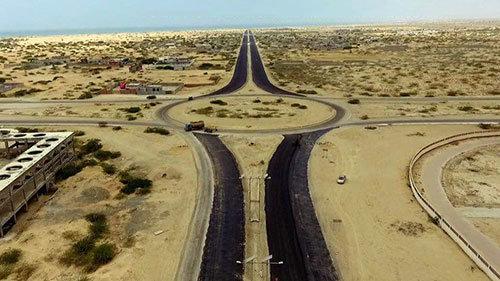 GDA Scheme 5 Jinnah Avenue Gwadar