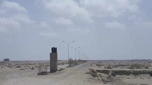 New World City Main Gate Airport Road Gwadar