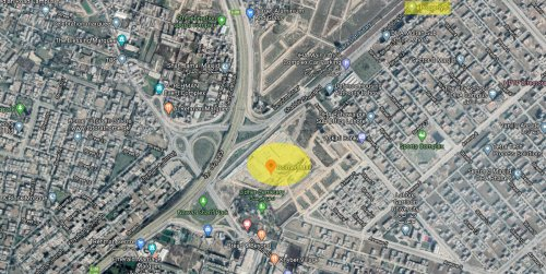 Dolmen Mall Lahore Location