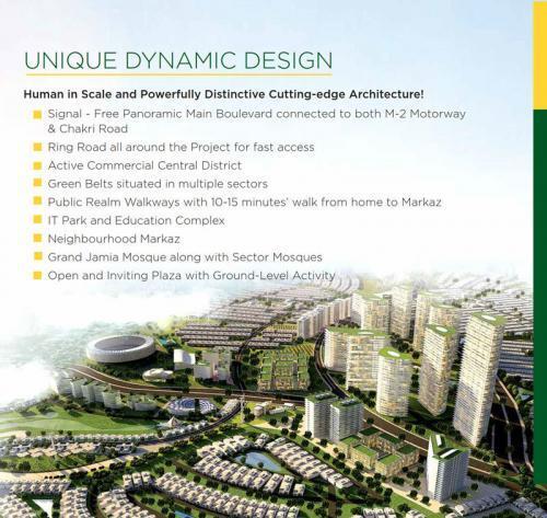 Mivida City Unique Dynamic Design
