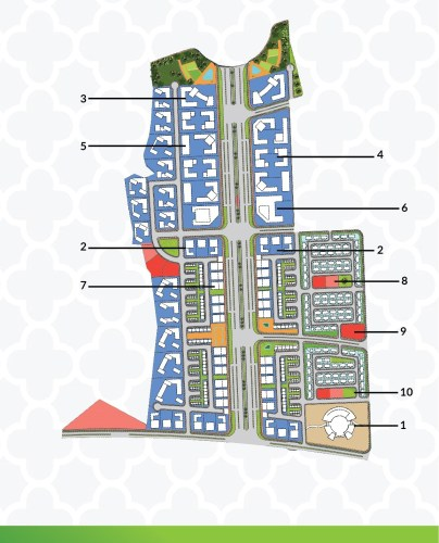 Capital Smart City Gate Precinct