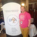 Timothy Robinsion, EPSA Alumni Coordinator 2014/15