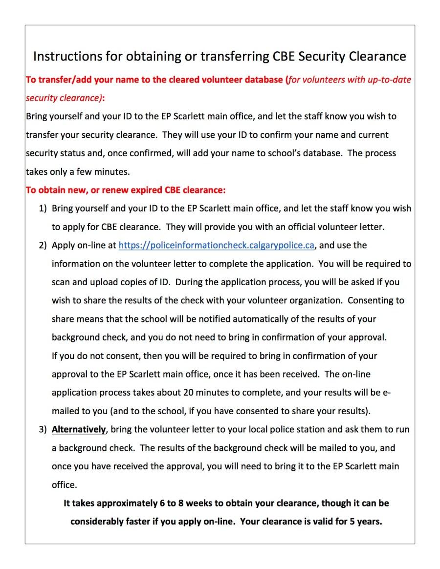 EP Scarlett Volunteer Form 2017:2018