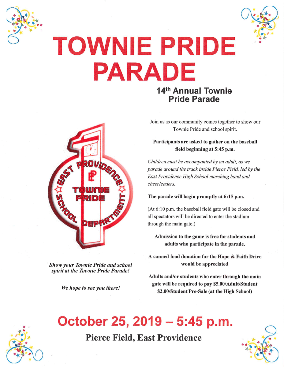 14th Annual Townie Pride Parade