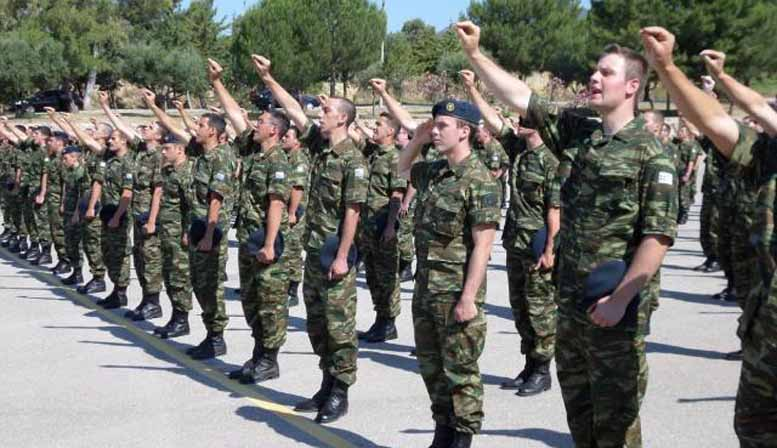 Ερώτηση βουλευτών του ΣΥΡΙΖΑ: Να ληφθούν μέτρα προστασίας από τον κορονοϊό για το στράτευμα