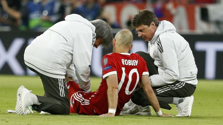 Χτυπημένοι από τραυματισμούς