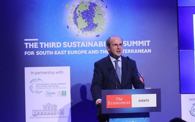Κ. Χατζηδάκης:  Oι εννέα άξονες της περιβαλλοντικής πολιτικής