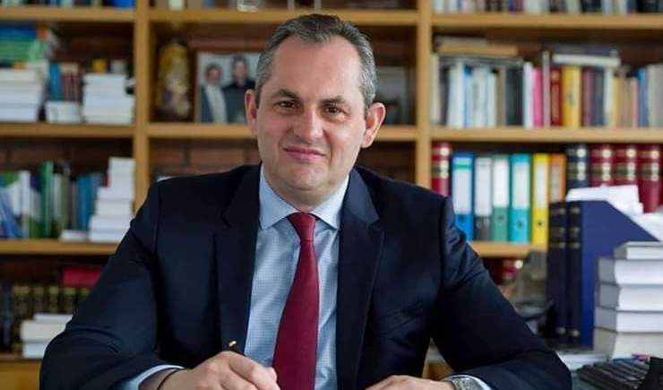 Θανάσης Λιακόπουλος: Η Περιχώρησις, οι μετανάστες και ο Δήμος Κατερίνης.