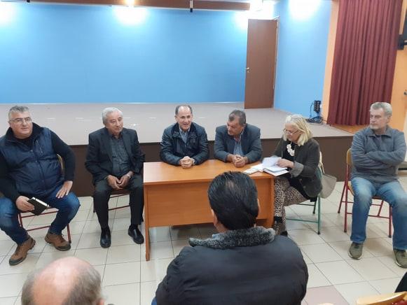 Σε Βρία και Γανόχωρα συνεχίστηκε η ενημέρωση φορέων και πολιτών από τον Δήμο Κατερίνης