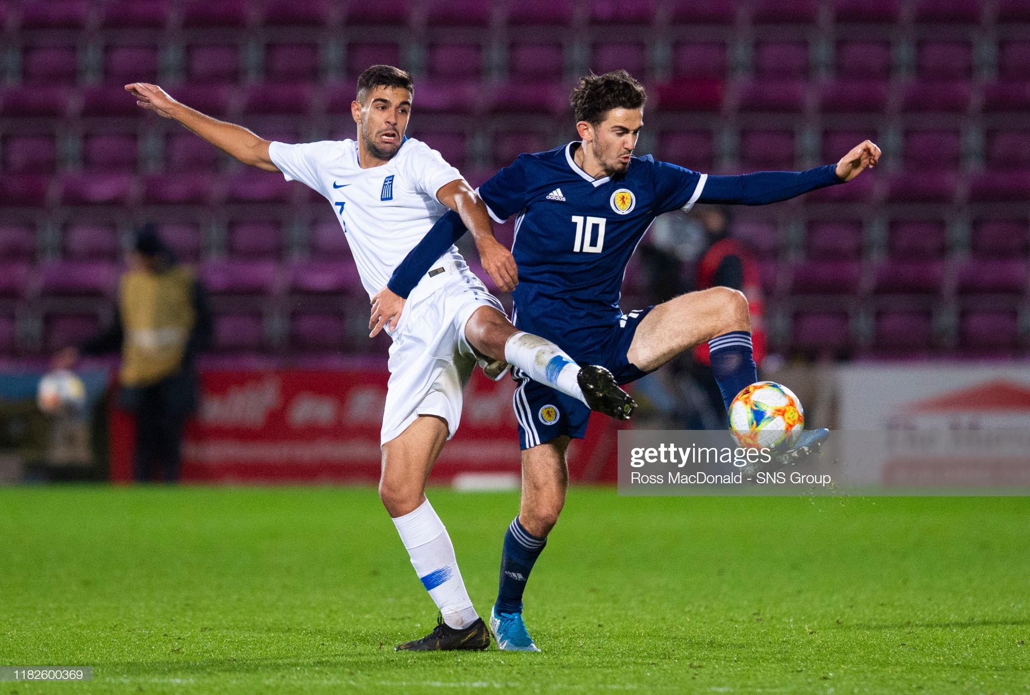 Εθνική Ελπίδων: Νίκη 1-0 στη Σκοτία και πρωτιά!
