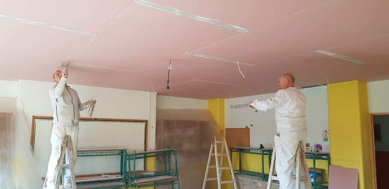 Σημαντικές παρεμβάσεις στις κτιριακές εγκαταστάσεις του 9ου Δημοτικού Σχολείου Κατερίνης