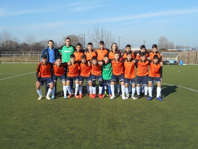 ΕΠΣ ΠΙΕΡΙΑΣ:Πανελλήνιο Πρωτάθλημα Προεπιλογής Εθνικών Ομάδων της ΕΠΟ