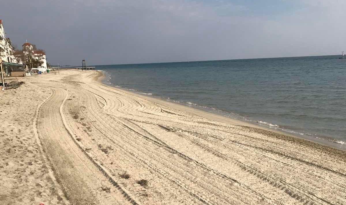 Ο Δήμος Κατερίνης προετοιμάζει το παραλιακό μέτωπο: Πριν το καλοκαίρι είναι το... Πάσχα