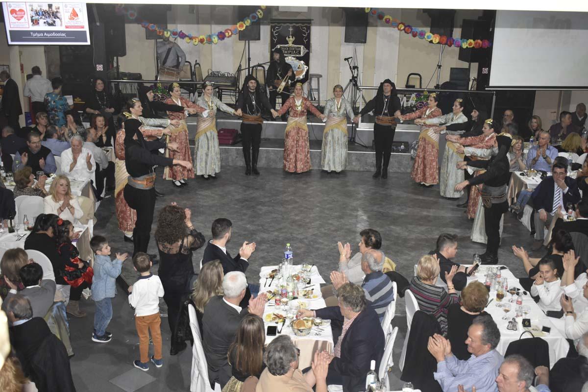 Ο Ετήσιος Χορός Ένωσης Ποντίων Πιερίας: Ξεπέρασε κάθε προσδοκία