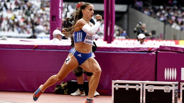Στίβος: Χρυσός ο Ζήκος, ατομικό ρεκόρ η Βασιλείου στα 400 μ. στο Βαλκανικό Πρωτάθλημα