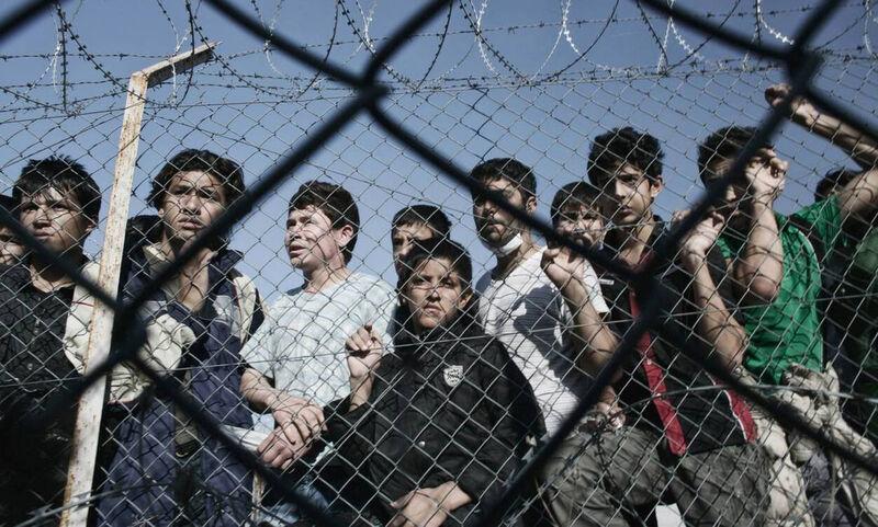 Κοινή πάλη για να απεγκλωβιστούν οι πρόσφυγες και οι μετανάστες   Άρθρο γνώμης: Του Παναγιώτη Σαββίδη