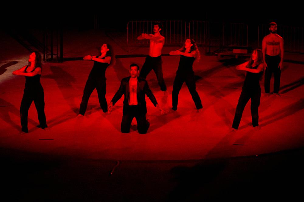 49ο Φεστιβάλ Ολύμπου - Η «Αντιγόνη» στο αρχαίο Θέατρο Δίου