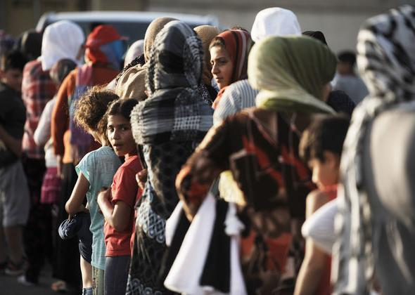 Η Λαϊκή Συσπείρωση Δίου Ολύμπου για την εγκατάσταση προσφύγων: Εχθρός μας δεν είναι οι ξεριζωμένοι