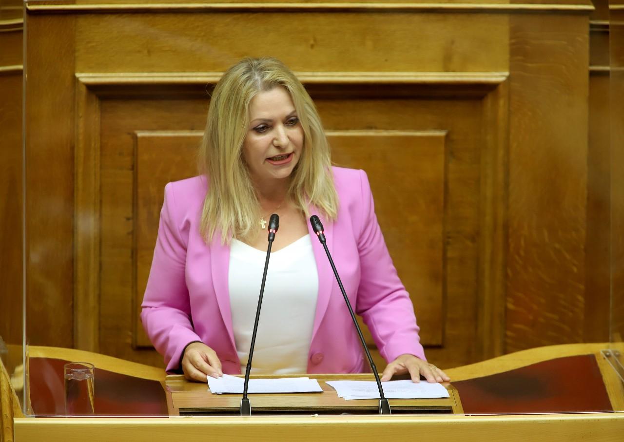 Εισηγητής στο Νομοσχέδιο για ζητήματα οικογενειακού δικαίου η Άννα Μάνη