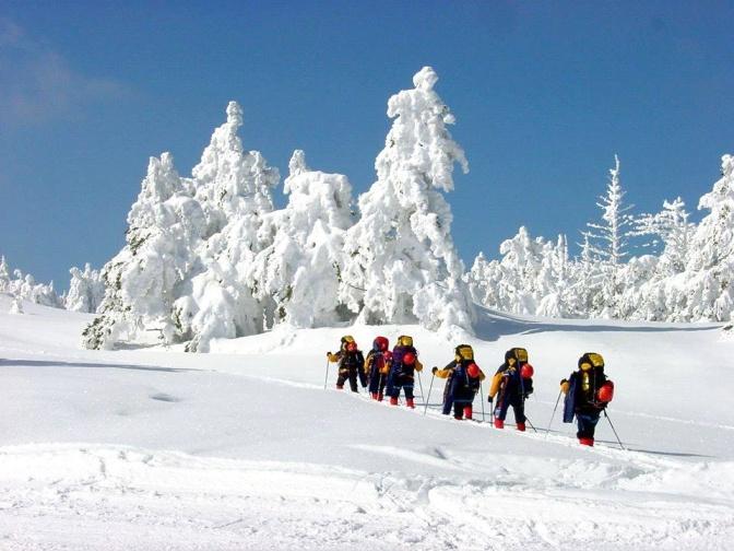 Ορειβασία: «Το βουνό βάζει τους κανόνες,  τα όρια ο εαυτός μας»