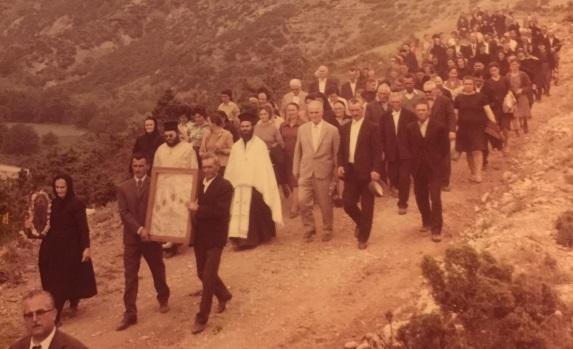 Έθιμα της Πεντηκοστής στην παλαιά Λεπτοκαρυά -Του Ιωάννη Τζιόλα