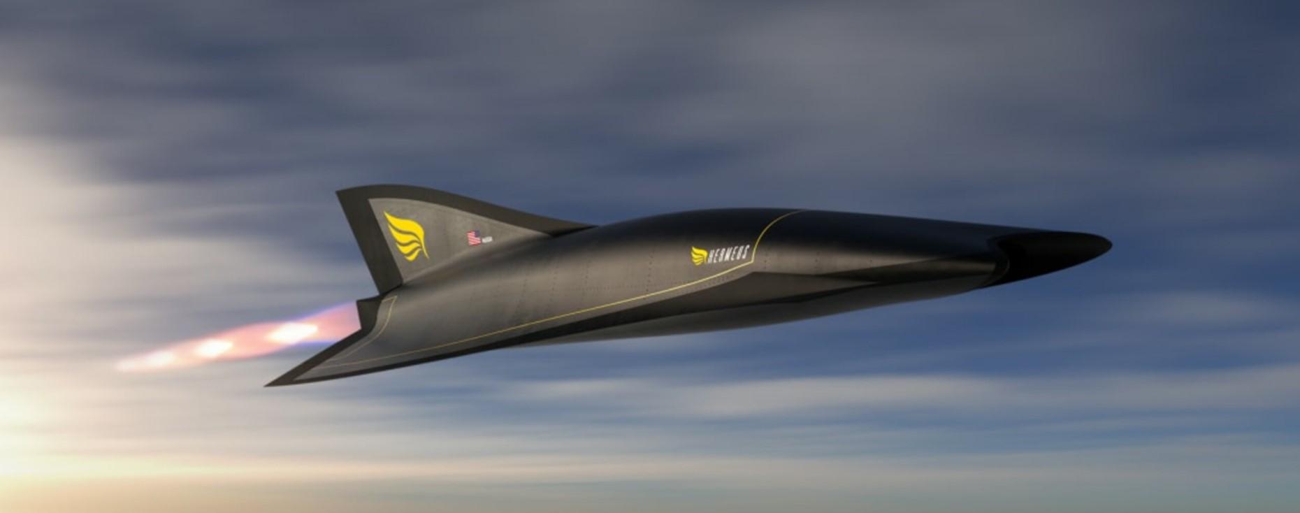 Λονδίνο - Νέα Υόρκη σε 90 λεπτά με 5 Mach: Η τρελή ιδέα που μπορεί να λειτουργήσει