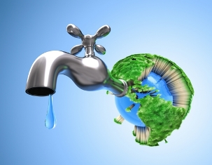 Water scarcity in least developed countries