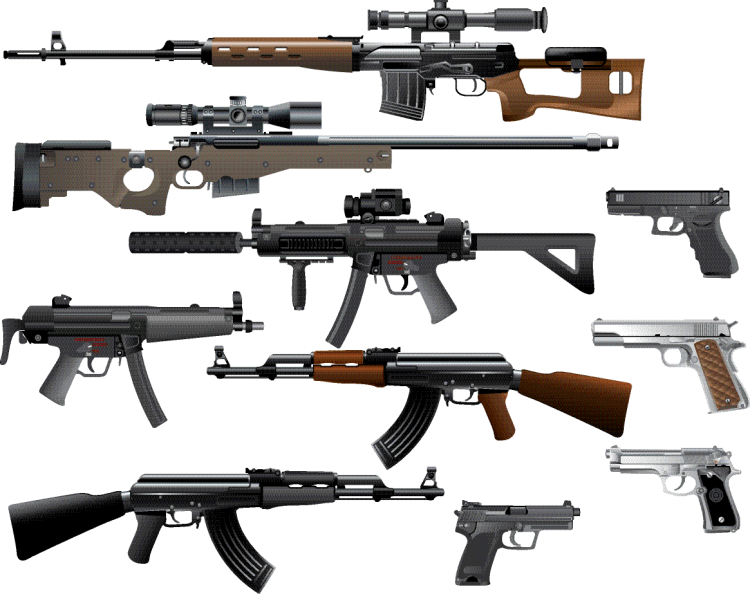Weapons war