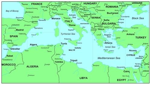 La politique méditerranéenne de l'UE: Les limites de l'approche régionale