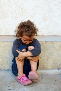 Romani child
