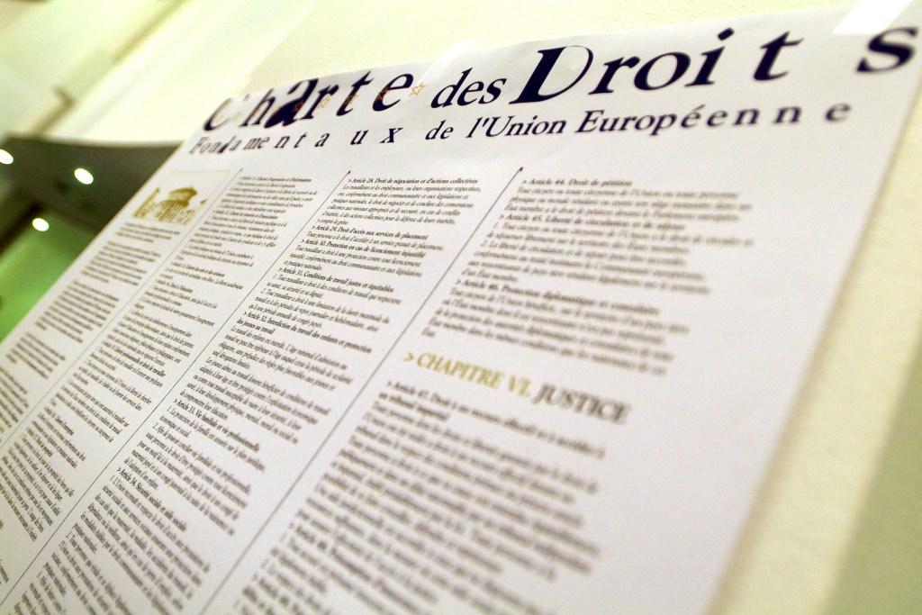 La Charte des droits fondamentaux de l'Union européenne et son impact sur les litiges entre particuliers