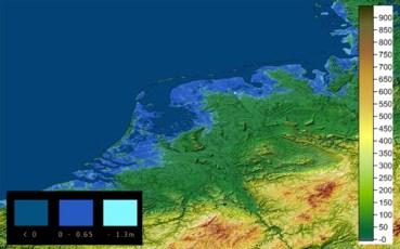 Impacts of SLR (Netherlands)